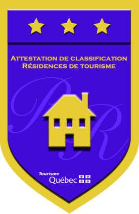Attestation de classification résidences de tourisme